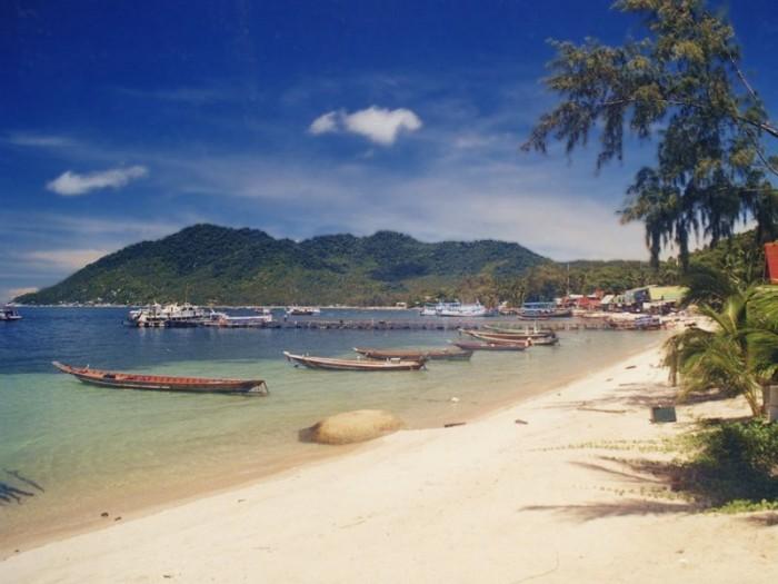 plage thailand